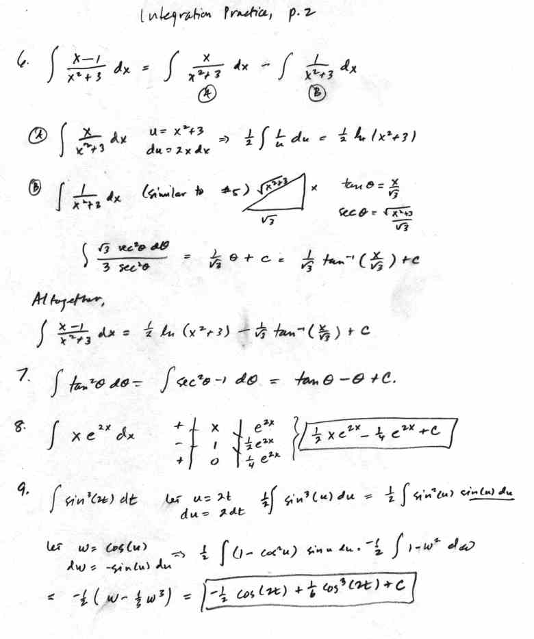 calculus 2 Posts about calculus 2 written by dave perkins.